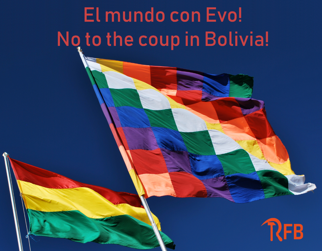 Bolivia, and the reality of imperialist intervention today