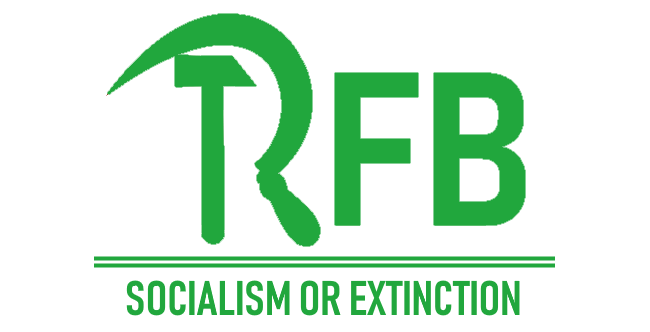 Extinction Rebellion: Red Fightback demand action to create political defence funds