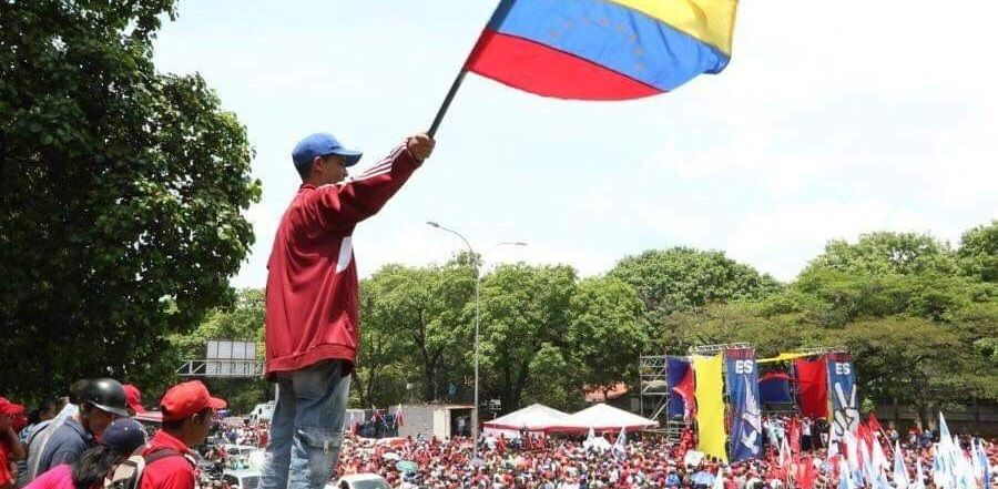 Hands Off Venezuela! Red Fightback stands in solidarity with the Bolivarian Revolution!