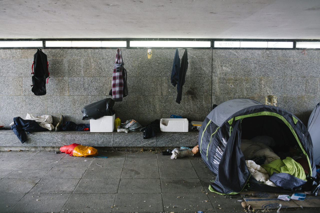 Austerity, housing and homelessness in Britain today