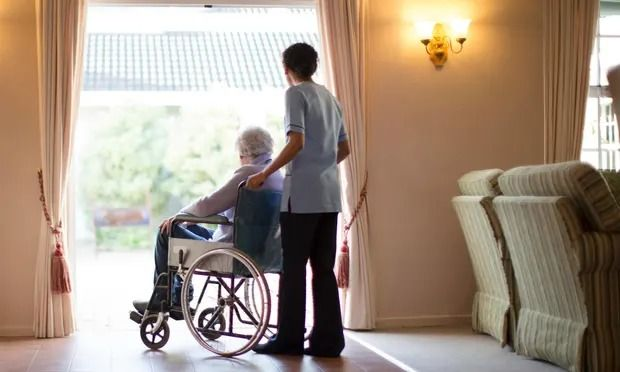 Against eugenics: care home update