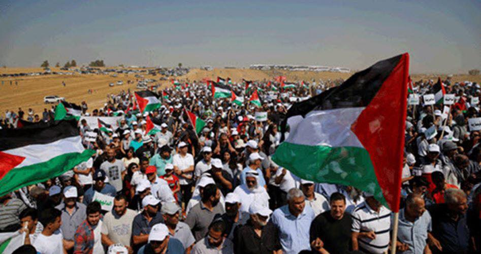 Land Day and the Palestinian Struggle
