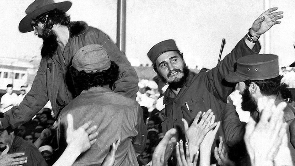 History has absolved him: the 26th of July Movement and the Cuban Revolution