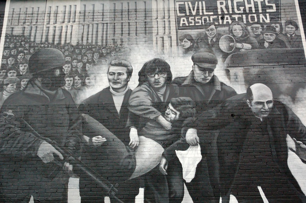 Remembering Bloody Sunday, 48 years on