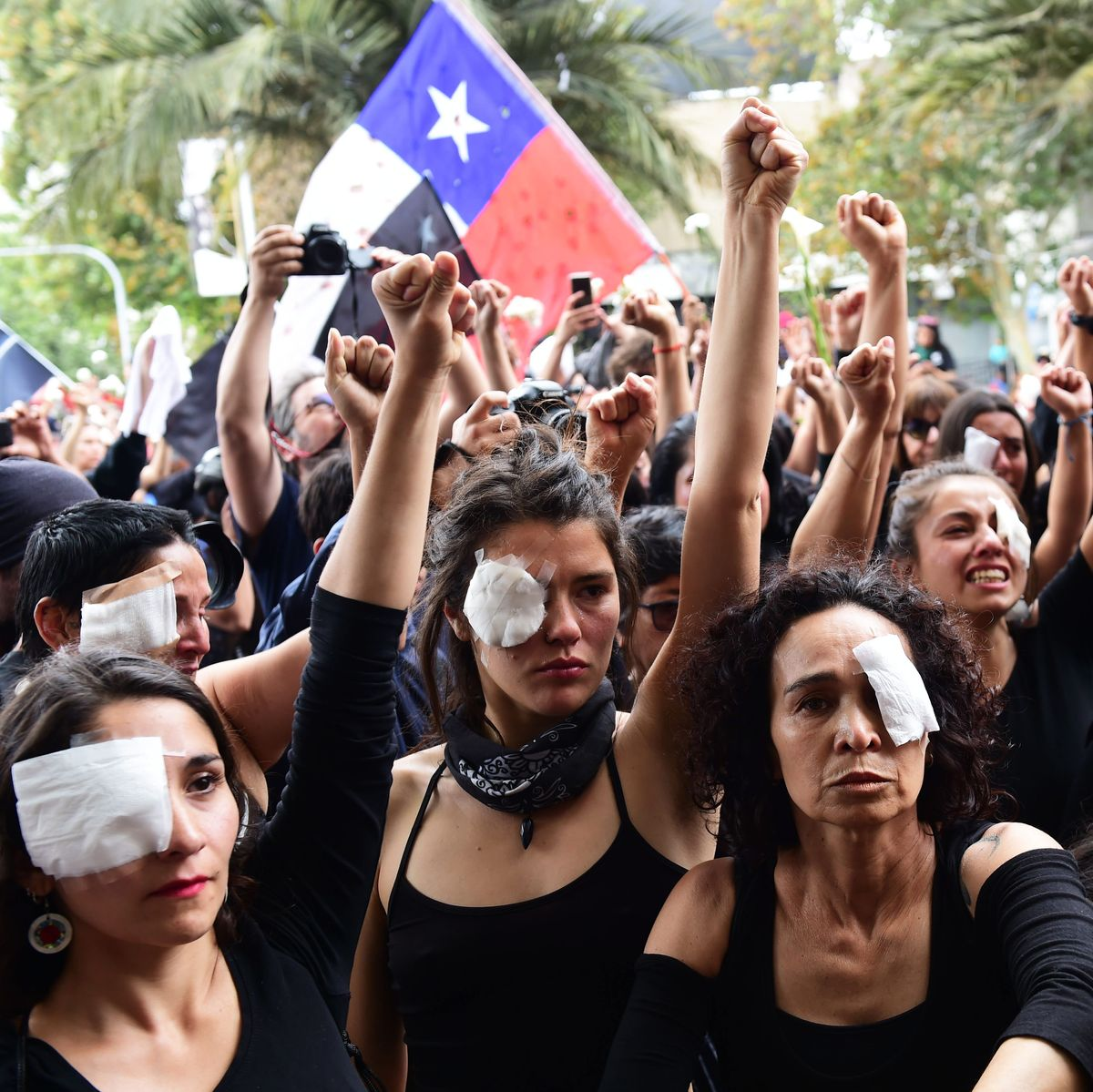 Statement of solidarity with the people of Chile